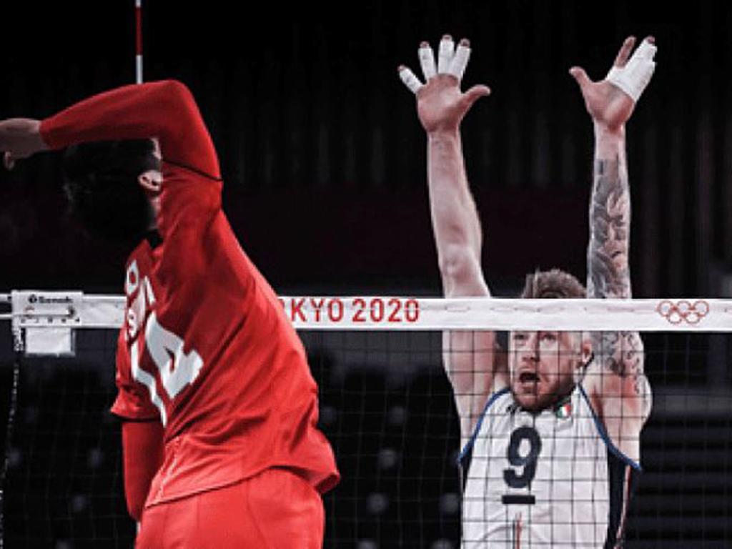 オリンピック バレーボール