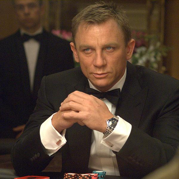 映画「007 カジノ・ロワイヤル」
